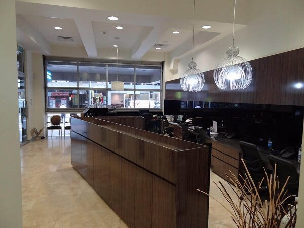 Impact Fitouts - Hire Experienced Shopfitters Brisbane